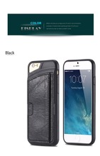 High Quality PU Leather Cell Phone Case For iPhone 6 /6S/6 Plus ,4.7 Ultra Thin Original Protective