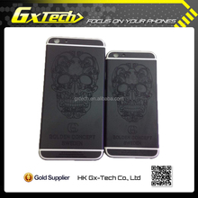 China Supplier for iPhone 6 Back Cover Housing Black Replacement in Good Quality with Best Price