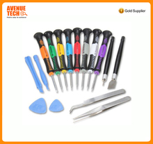 Applied low price New 16 in 1 Repair Tools Screwdrivers Kit For iPhone 5 4S iPad 4 Samsung Mobile Phone