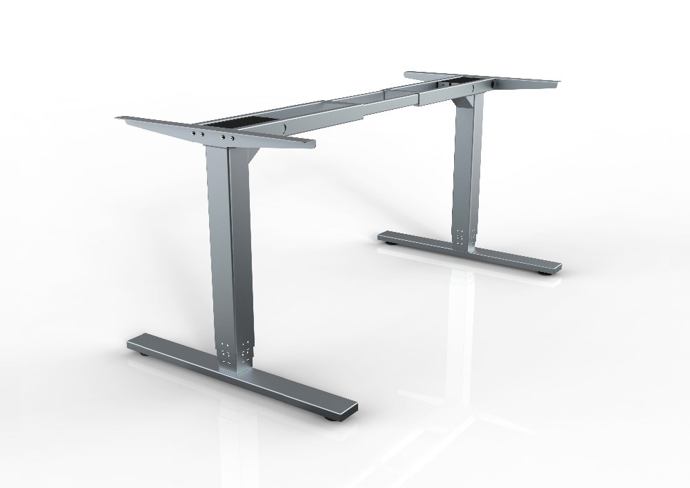 nairobi height adjustable desk legs for office worker with