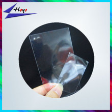 custom sizes clear opp plain bag for cards packaging