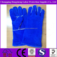 Good quality Long sleeve heavy working gloves price