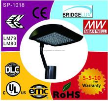 80w led parking lot lighting retrofit for South Africa