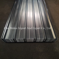 steel sheet PPGL Galvalume Corrugated Roofing Sheet