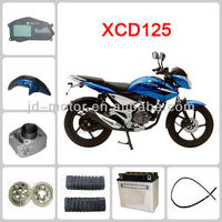 motorcycle components for Bajaj XCD 125