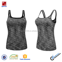 High Quality Fashion Custom Cheap Sexy Tank Top Women/Gym wear for Women