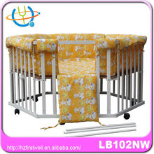 Modern baby folding playpen baby kids playpen safety yard pen