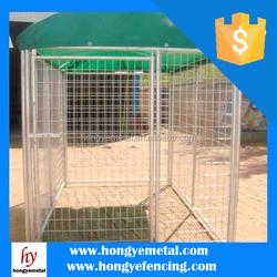 Cheap Metal Welded Folding Dog Fence