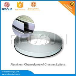 China factory channel letter trim cap for 3D LED Letters