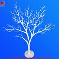 artificial blanco secola rama de un árbol de la pu de coral coral del árbol blanco rama de un árbol