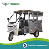 Electric cargo electrical tricycle for passenger