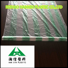 Colorful disposable plastic table sheet /plastic table cover on roll/china manufacturing