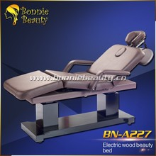 3 Motors Facial / Massage Table with hand shelf
