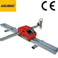 ARCBRO sheet metal mini cnc metal cutting machine