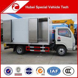 Dong feng Medical Refuse Transfer Vehicle