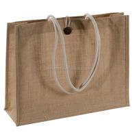 Wholesale Custom Promotional Burlap Tote Bag