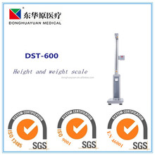 electronic human height and weight measuring machines