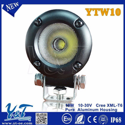 Motorcycle 10w c.r.e.e led lights for motorcycle car Accessories