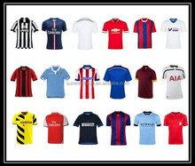 Top thailand quality cheap soccer uniforms from china