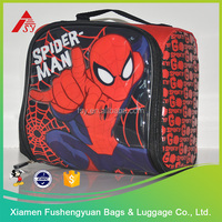 wholesale China trade spider-man insulated baby bottle bag for boy