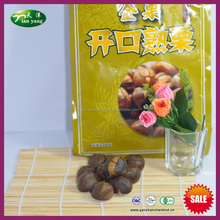 2015 Unique Organic Ringent Chestnut Snacks with Shell