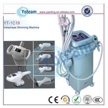 Multi-Functional Vacuum Fat Reduce Facial Treatment Machine Combination of Velashape & Aluma