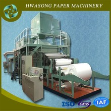 2400 Bamboo Writing Paper / Blotting Paper / Water Writing Paper Making Machine