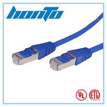Competitive price pass fluke test ftp cat6 patch cord network cable