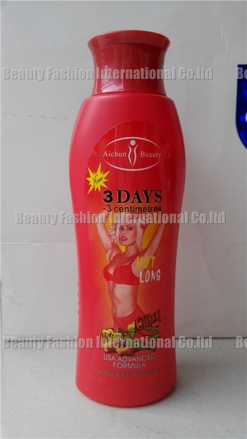 aichun 3 дня тела имбирь и перец ягодиц для похудения крем тела сжигания жира гель