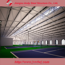 New design for steel structure sport arena