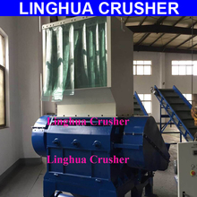 crushing washing plastic machine