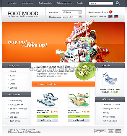 best ecommerce websites