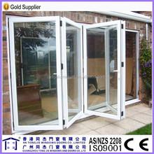exterior accordion doors aluminium folding sliding doors