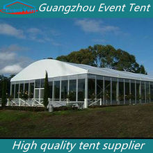 20*40m tent giant with glass wall ,transparent tent for wedding
