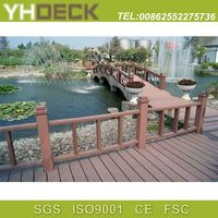 High Quality Beautiful WPC Fence
