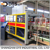 Water, Juice, and Soft drink bottle shrink wrapping mchine, shrink wrap machine