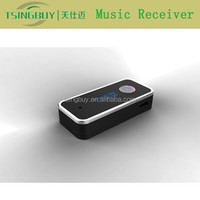 New style handsfree car bluetooth adapter for music with HQ sound 4.1 buluetooth and 3.5mm jack