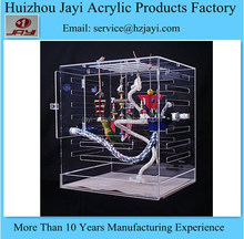 JYDB-018China supplier wholesale acrylic small bird cage/mini bird cage