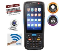 TS-5000 barcode scanner wifi 3g wcdma bluetooth gps pos terminal rugged android rfid reader phone