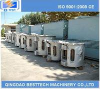 steel melting electric induction smelter