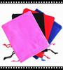 wholesale lovely pouch for jewelry velvet pouch velvet bag