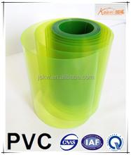 green medical pvc plastic roll