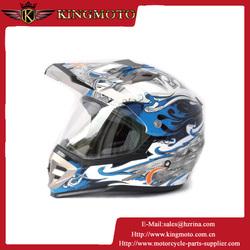 2015 New Best Sales Safe Flip Up Motorcycle Helmet With Inner Sun Visor double lens helmet