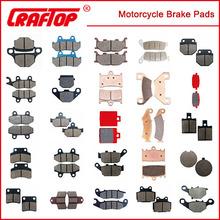 Chinese Brake Pad Motorcycle Brake Pad