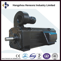 IE1/IE2 Dc High Torque Electric Direct Drive Motor For Rubber and Plastic Industry
