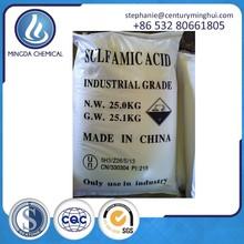 25kg 99.5% up sulfamic acid