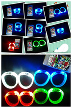 2015 Flashing LED Light Silicon Wristband With Customized Logo For Night Club, Pubs, Concert,