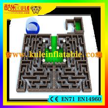 Kule brinquedos novo produto labirinto inflável as crianças brincam labirinto labirinto inflável para venda