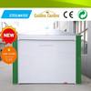 Metal beautiful prefabricated roller door folding car garage