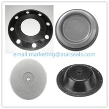Moulded rubber parts and silicone rubber gasket/ rubber diaphragm